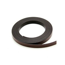 SELF ADHESIVE MAGNETIC TAPE/STRIP 30m x 12.7 mm WIDE AND STRONG