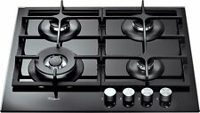 Whirlpool AKT 6465 NB Build In Black Glass Kitchen Gas Hob Brand New!!!