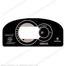 Yamaha GPR 800 1200 1300 GP R Gauge Decal Sticker Overlay DISPLAY Speedometer