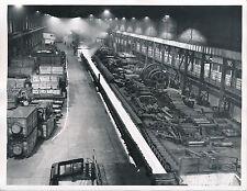 PAYS DE GALLES c. 1950 - Aciérie Britanique à Ebbw Vale  - Div 7669