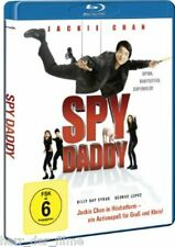 SPY DADDY (Jackie Chan, Billy Ray Cyrus) Blu-ray Disc NEU+OVP