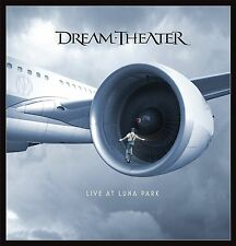 Dream Theater Live at Luna Park Deluxe Blu-Ray 2DVD 3CD