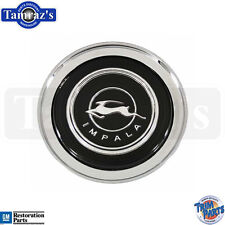 64 Chevy Impala Horn Ring Cap Emblem Assembly NEW
