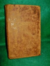 RARE! THE HOLY BIBLE,COMMONLY RECEIVED VERSION, AMERICAN & FOREIGN BIBLE, 1848