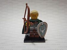 LEGO 8803 Minifigure Series #3 ELF ARCHER Lord Of The Rings Legolas Type Minifig
