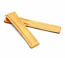 BOB Vintage Calf Deployment Strap/Band for Breitling, 20-24 mm, 3 colors, new!