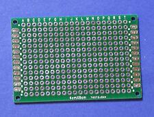 1 x Doppelseitig Platine Doublesided Prototype Board 4x6cm Lochraster Experiment