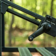 BETTER THAN Equalizer climbing treestand (Self leveling) NIB