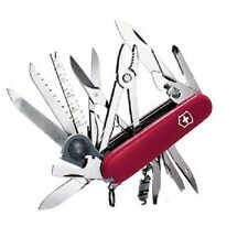 NEW Swiss Army STYLE Red Multi-Purpose Tool Knife - FREE SAME DAY SHIPPING