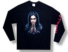Ozzy Osbourne-Praying Ozzy-X-Large  Longsleeve Black  T-shirt