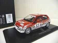 NOREV 1:18 renault Clio 16s toure de Corse 1991 Nouveau New