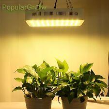PopularGrow Full Spectrum 300W LED Grow light For Veg Bloom indoor plant