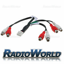 Pioneer RCA Pre Out Phono Cable Lead Wiring Harness AVH-P6500DVD AVH-P6600DVD