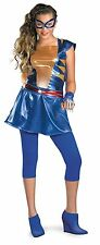 Wolverine Wild Thing X-Men Female Tween Costume Marvel Size 10-12