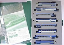 Kato N Scale 10-1297 EUROSTAR New Color e300 8 Cars Set