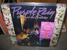 PRINCE purple rain ( r&b ) - STICKER - TOP COPY -