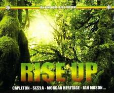 JAH KINGDOM RISE UP REGGAE ROOTS & CULTURE MIX CD