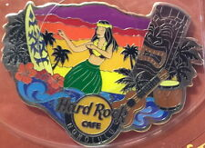New Hard Rock Cafe HONOLULU 2015 City T-Shirt Graphic Alternative MAGNET on Card