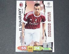 EL SHAARAWY MILAN AC UEFA PANINI CARD FOOTBALL CHAMPIONS LEAGUE 2011 2012