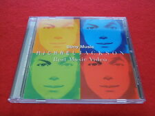 MICHAEL JACKSON - BEST MUSIC VIDEO PROMO ONLY  VIDEO CD 2001
