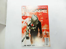 DC COMICS NUMBER 1 FINAL CRISIS AFTERMATH ESCAPE   FIRST ISSUE