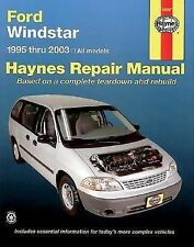 Ford Windstar 1995-2003 (Haynes Manuals), Haynes Haynes, Acceptable Book