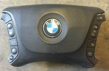 BMW E39 5-Series 00-03 E46 3 Series 00-05 Steering Wheel Airbag W/ Buttons OEM