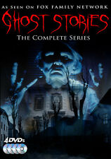 Ghost Stories Complete TV Series New 4xDVD Region 4