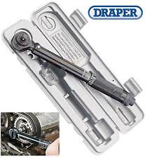 """Draper dinámico de 64534 3/8"""" Plaza drive llave dinamométrica 10Nm ~ 80Nm entubado/calibrado"""