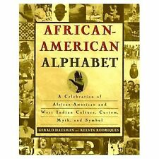 African-American Alphabet: A Celebration of African-American and West Indian Cul