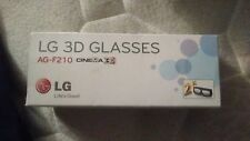 LG AG-F210 3D Cinema Glasses
