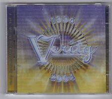 (GY423) Various Artists, Verity Records: The First Decade Vol 1 - 2004 double CD