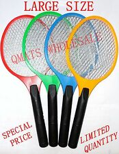 "20""X8.1/4""LARGE MOSQUITO BUG INSECT ZAPPER ELECTRIC FLY SWATTER RACKET WHOLESALE"