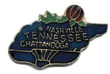 Hat Lapel Push Pin Tie Tac State of Tennessee NEW