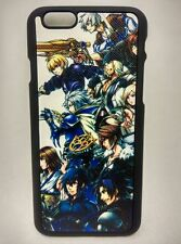 USA Seller Apple iphone 6 & 6S Anime Phone case Cover Final Fantasy