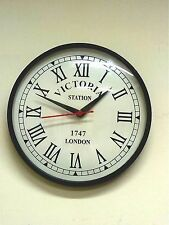 Royal India's Vintage  Victoria Style Station  wall Clock
