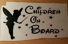 Children Board Sticker Car Baby Safety Van Child Decal Window Vinyl Kids Sign