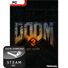 DOOM 3 BFG EDITION PC STEAM KEY