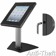 IPad 2 3 4 Air Anti Vol Sécurité Secure stand kiosque plateau de table Bureau Titulaire Mount