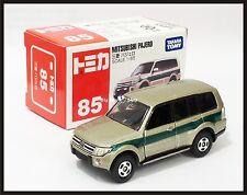TOMICA #85 MITSUBISHI PAJERO 1/65 TOMY DIECAST CAR NEW