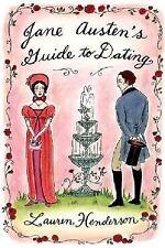 Jane Austen's Guide to Dating, Henderson, Lauren, Good Book