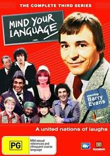 Mind Your Language : Series 3 (DVD, 2009) - Region Free