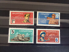 Stamps Albania 1963 Peoples Army 20th anniversary