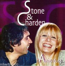 CD audio.../...STONE & CHARDEN.../...L'AVVENTURA.....