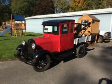 Ford: Model A Model A tow truck