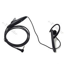 Clip Ear Earpiece/Headset PTT Mic for Motorola MD207R MT352TPR MD200TPR T9550XLR