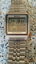 Seiko A714-5060, Running Man, excellent condition, collectable vintage digital