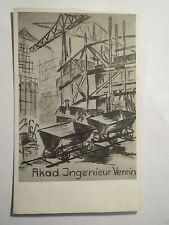 Zürich - Akademischer Ingenieur-Verein - 1932 / Studentika Schweiz