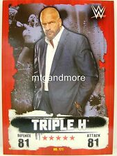 Slam Attax Takeover - #171 Triple H