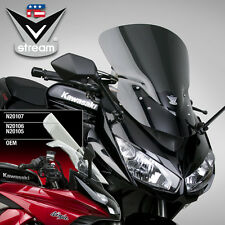 KAWASAKI Z1000SX NINJA 2011-15 VSTREAM WINDSCREEN WINDSHIELD DARK TINT N20105
